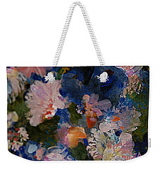 Midnight Summer's Dream Weekender Tote Bag by Nancy Kane Chapman