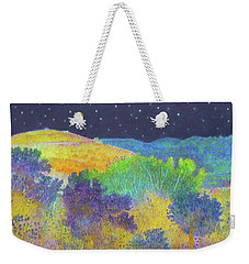 Midnight Trees Dream Weekender Tote Bag