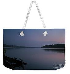 Midnite Blue Weekender Tote Bag