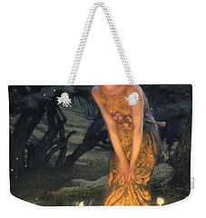 Midsummer Eve Weekender Tote Bag by Edward Robert Hughes