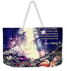 Midsummer Night Dream Weekender Tote Bag