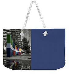 Midtown Atlanta Weekender Tote Bag