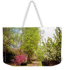 Midtown Greenway Spring In Minneapolis Weekender Tote Bag