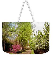 Midtown Greenway Spring In Minneapolis Weekender Tote Bag