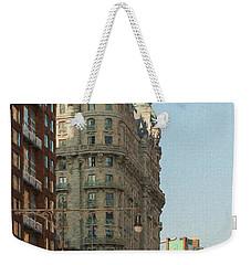 Midtown Manhattan Apartments Weekender Tote Bag