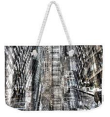 Midtown Sidestreet Weekender Tote Bag