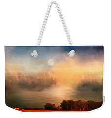 Midwest Harvest Moon Weekender Tote Bag