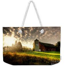 Midwest Morning Weekender Tote Bag