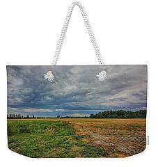 Midwest Weather Weekender Tote Bag