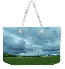 Midwestern Sky Weekender Tote Bag