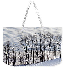Midwinter Landscape Weekender Tote Bag