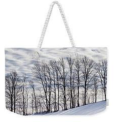 Midwinter Landscape Weekender Tote Bag