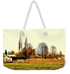 Miedzierza Church Weekender Tote Bag