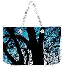 Might Oak 16x20 Weekender Tote Bag