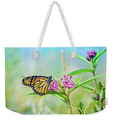 Mighty Monarch Weekender Tote Bag
