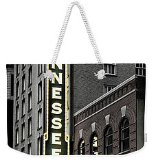 Mighty Tennessee Weekender Tote Bag