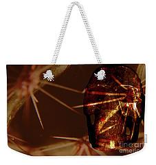 Migraine - The Pierced Skull Weekender Tote Bag
