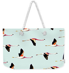 Migration Weekender Tote Bag by Uma Gokhale