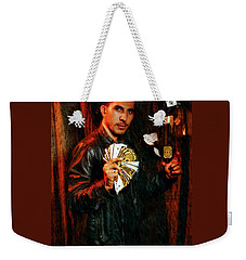 Miguel Vasquez The Unbelievable Magic Mike Weekender Tote Bag