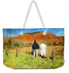 Mike And Lisa Weekender Tote Bag