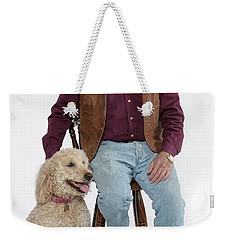 Mike Millie 07 Weekender Tote Bag