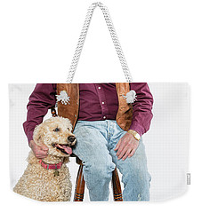 Mike Millie 08 Weekender Tote Bag by M K  Miller