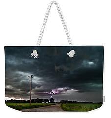 Mikey's Lightning  Weekender Tote Bag