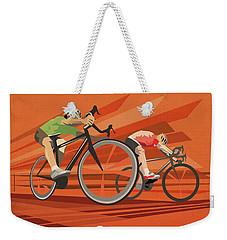 Milan San Remo Weekender Tote Bag