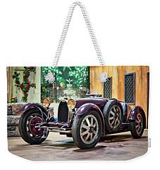 Mile-a-minute Weekender Tote Bag by Eduard Moldoveanu