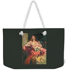 Miles Away Weekender Tote Bag