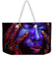 Miles Weekender Tote Bag