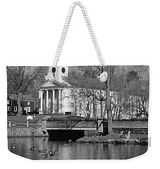 Milford Congregational Church Bw Weekender Tote Bag