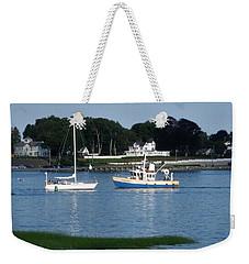Milford Harbor  Weekender Tote Bag
