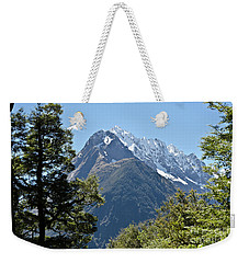Milford Sound, New Zealand Weekender Tote Bag