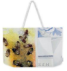 Milk And Honey Weekender Tote Bag
