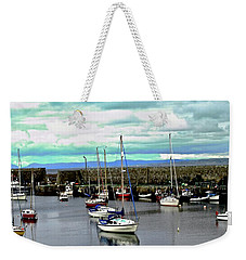 Milk Harbour Weekender Tote Bag