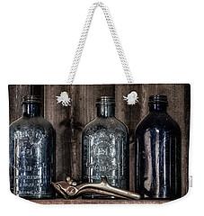 Milk Of Magnesia Bottles Weekender Tote Bag