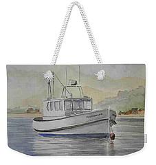 Milkshake Boat Weekender Tote Bag