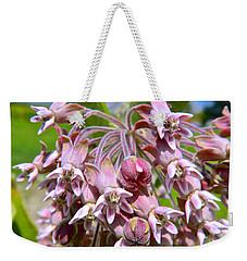 Milkweed Beauty Weekender Tote Bag