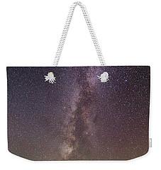 Milky Way And Barn Weekender Tote Bag