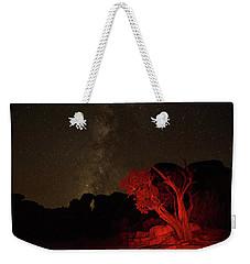Milky Way And Juniper Weekender Tote Bag