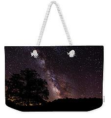 Milky Way And The Tree Weekender Tote Bag