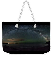 Milky Way Arch Weekender Tote Bag
