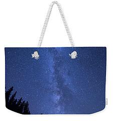 Milky Way Galaxy Weekender Tote Bag