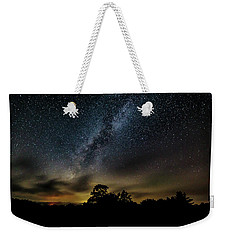 Milky Way Over The Blue Ridge Weekender Tote Bag