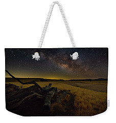 Milky Way Over The Canyon  Ranch Weekender Tote Bag