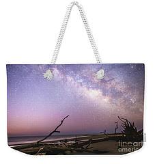 Milky Way Roots Weekender Tote Bag