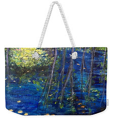 Mill Brook Kingston N H Weekender Tote Bag