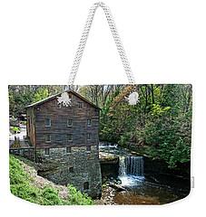 Mill Weekender Tote Bag