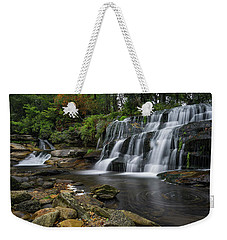 Mill Shoals Falls Weekender Tote Bag